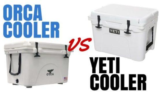 Orca Cooler vs Yeti