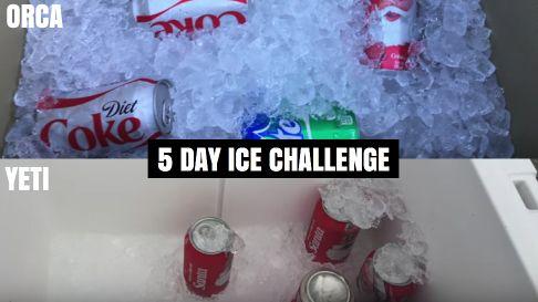 Orca vs Yeti - 5 Day Ice Challenge