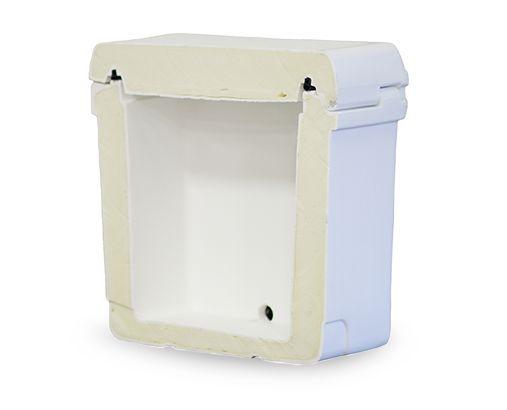 K2 Cooler Insulation Cut Away