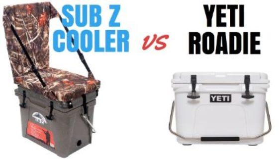 Sub Z Cooler vs Yeti