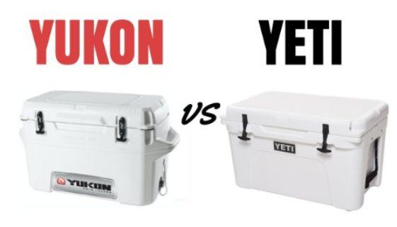 Igloo Yukon vs Yeti