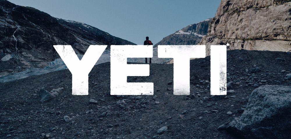 Yeti Cooler Logo