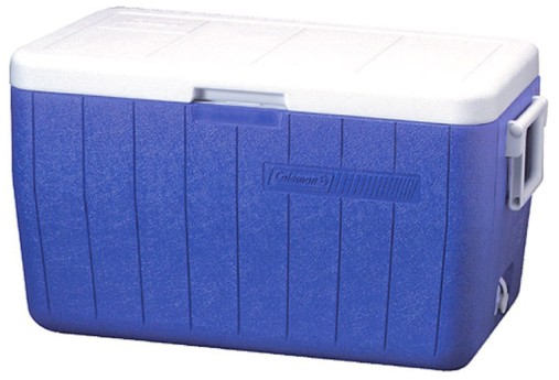 Coleman 48 - Cheap Tailgating Cooler