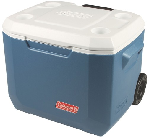 Coleman Xtreme 50 Wheeled - Best Budget Tailgate Cooler