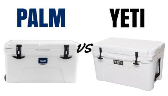Palm Coolers vs Yeti