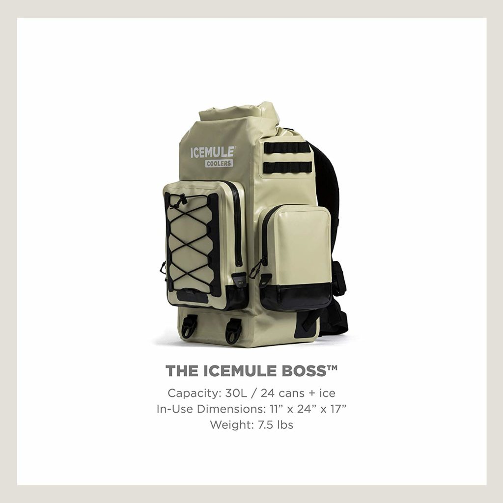 IceMule Boss Backpack Cooler