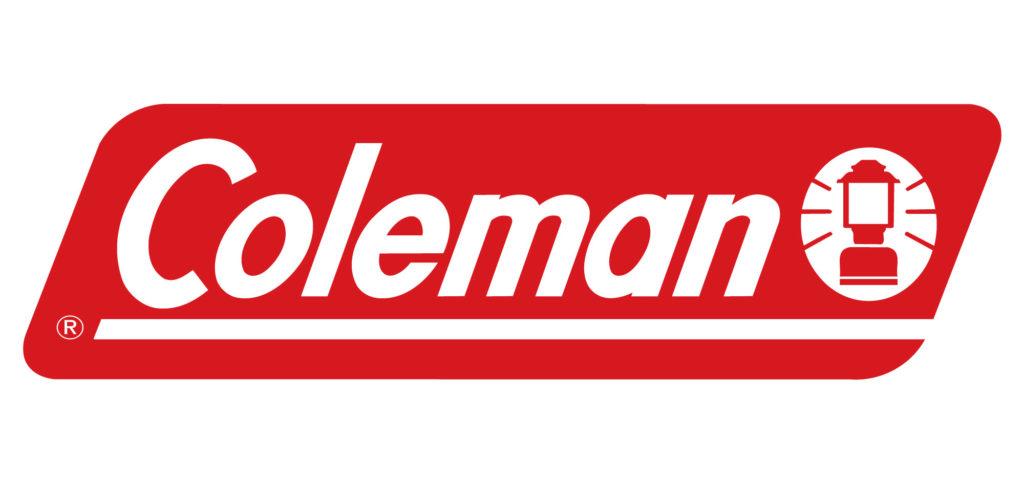 Coleman Logo Red