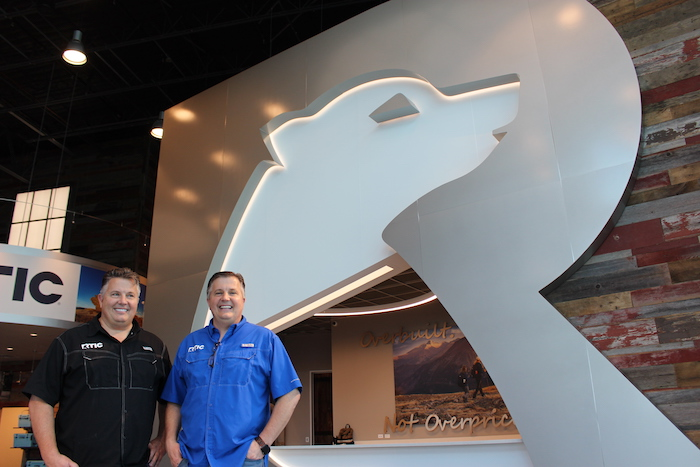 Owners of RTIC Coolers - Jim and John Jacobsen