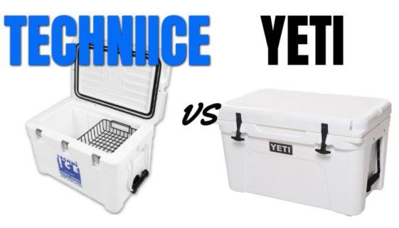 TechniIce vs Yeti