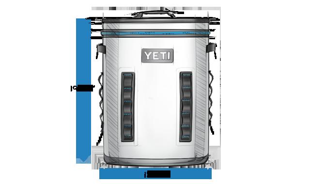 Yeti BackFlip Design