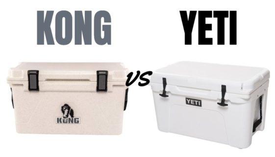 Kong Coolers vs Yeti