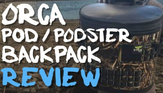 Orca Pod Backpack Cooler Review