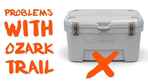 problems-with-ozark-trail-coolers
