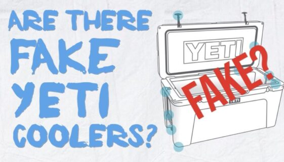 Are There Fake Counterfeit Yeti Coolers?