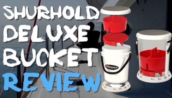 Shurhold Deluxe Bucket Review: Is This The Best Budget Bucket?