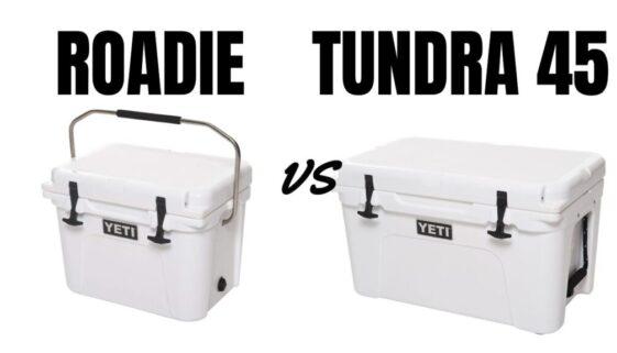 Yeti Roadie vs Yeti Tundra 45