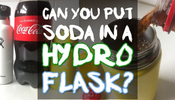 Can You Put Soda in a Hydro Flask?