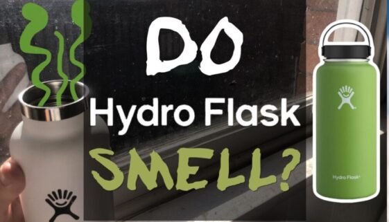 Do Hydro Flasks Smell? Reasons Your Bottle Stinks