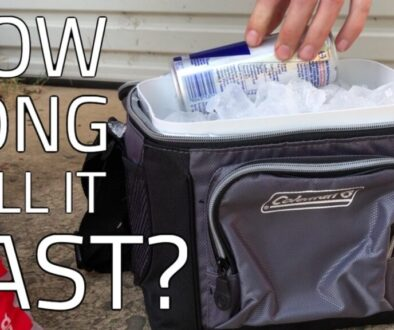 Video: Coleman 9-Can Soft Cooler Ice Test: How Long Will It Hold Ice?