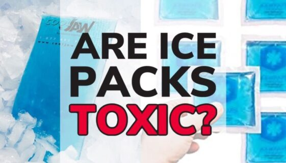 Is The Liquid In Ice Packs Toxic or Poisonous?