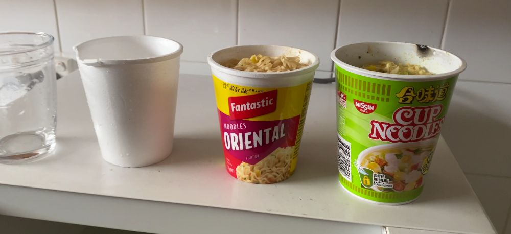 Can You Microwave Cup Noodles? TESTED - Hunting Waterfalls