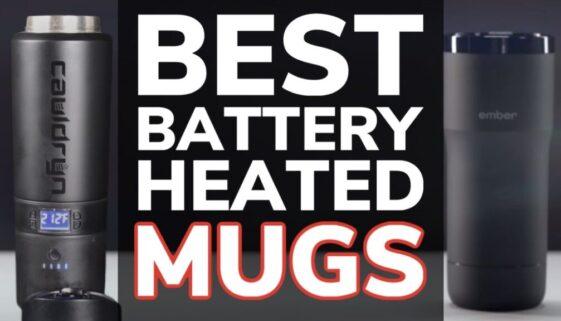 4 Best Battery Heated Coffee Mugs