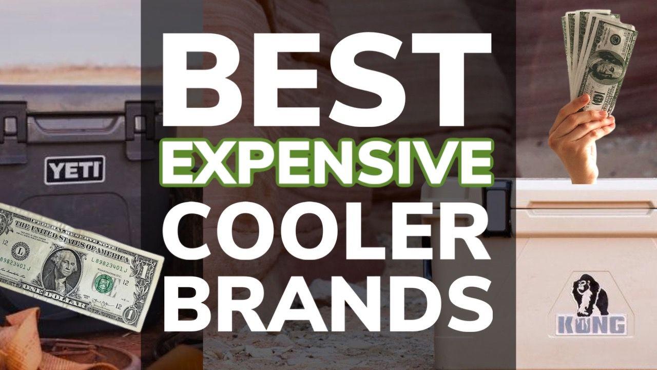 Best Expensive Cooler Brands