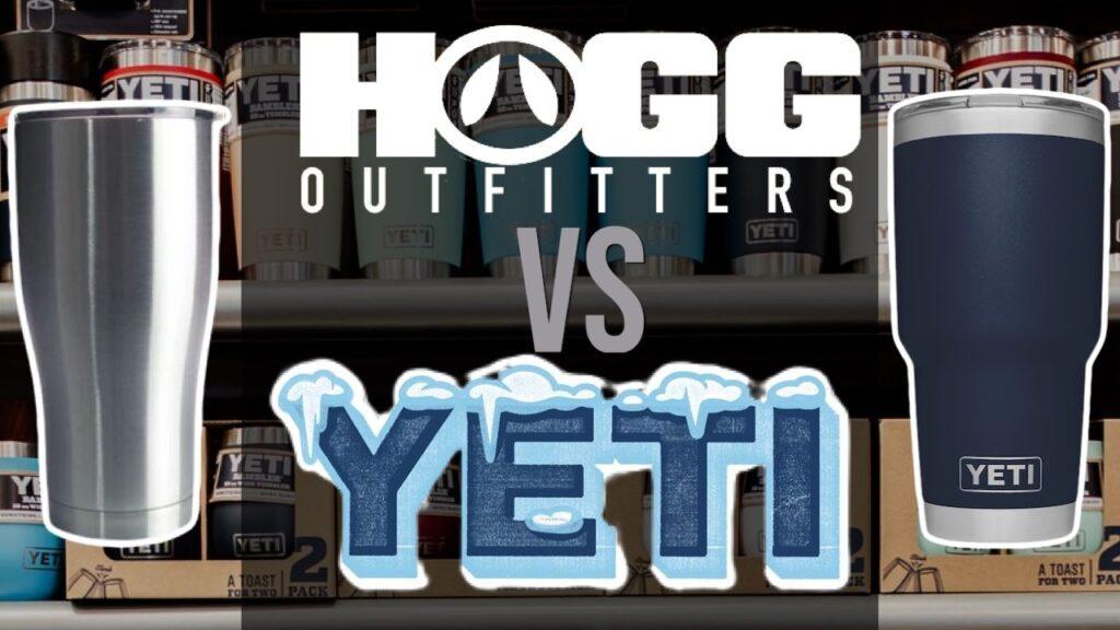 Hogg vs Yeti Tumblers