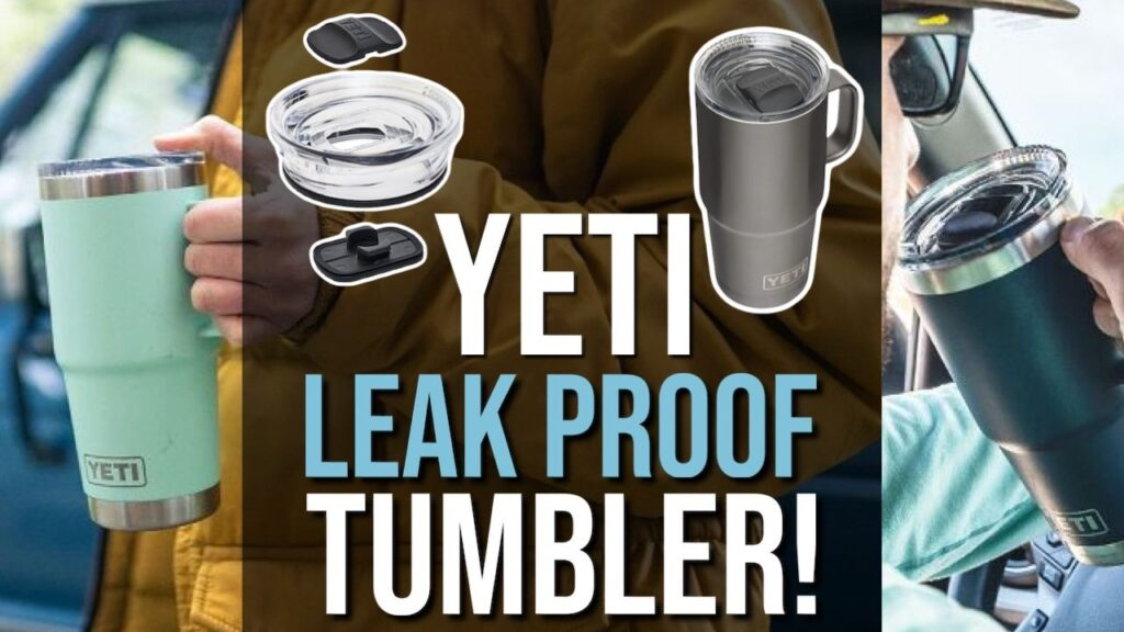 Yeti Leak Proof Tumbler