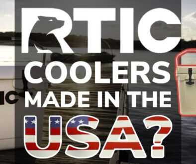 Are RTIC Coolers, Tumblers and Bottles Made In The USA?