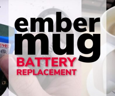 Ember Mug Battery Replacement