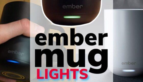 Ember Mug Lights Explained
