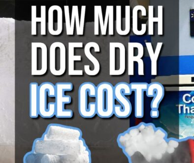 How Much Does Dry Ice Cost?