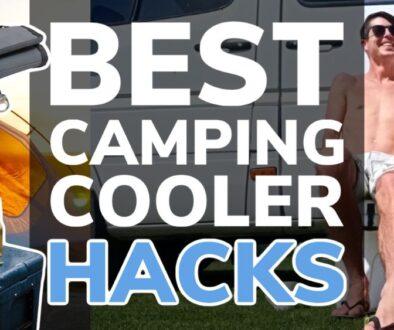 Best Camping Cooler Hacks