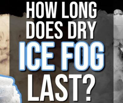How Long Does Dry Ice Fog Last?