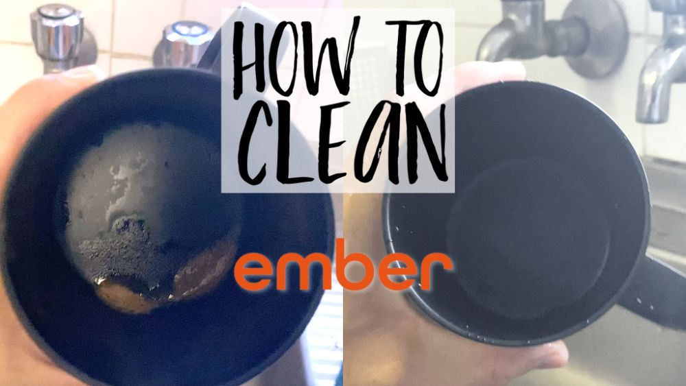How To Clean An Ember Mug