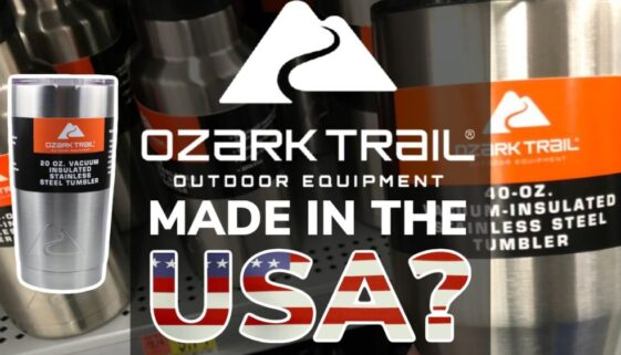 Are Ozark Trail Made In USA?