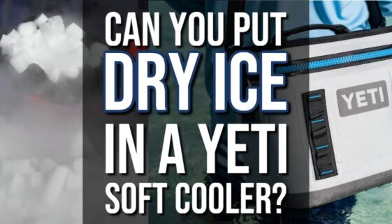 Can You Put Dry Ice in a Yeti Hopper Soft Cooler?
