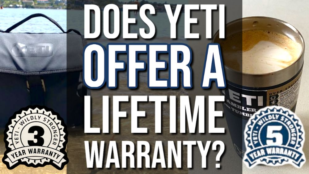 Does Yeti have a lifetime warranty?