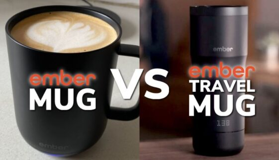 Ember Mug vs Ember Travel Mug