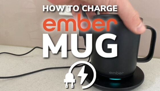 How To Charge Your Ember Mug