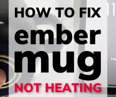 How To Fix Ember Mug Not Heating