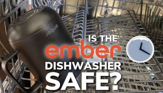 Is The Ember Mug Dishwasher Safe?