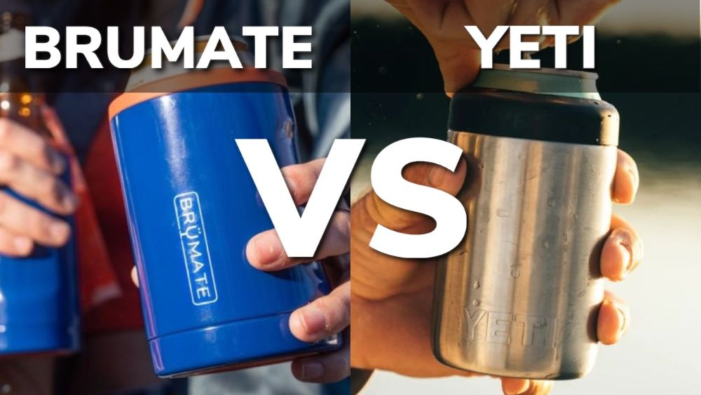 Brumate vs Yeti Colster