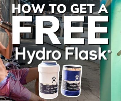 How To Get a Free Hydro Flask