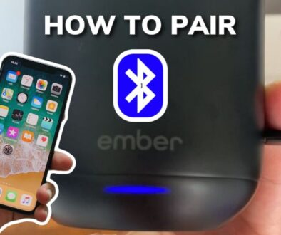 How To Pair Ember Mug