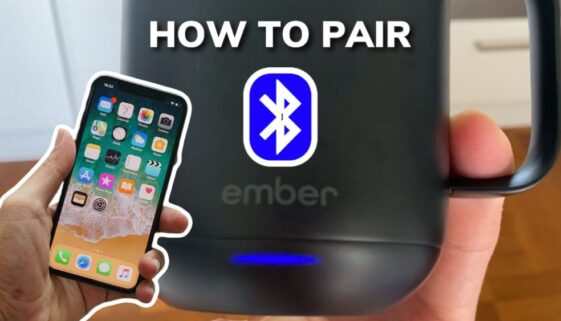 How To Pair Ember Mug