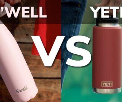 S'well vs Yeti