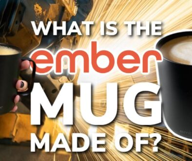What Is The Ember Mug Made Of?