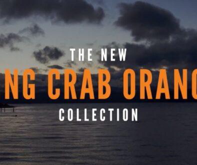 Yeti King Crab Orange Collection